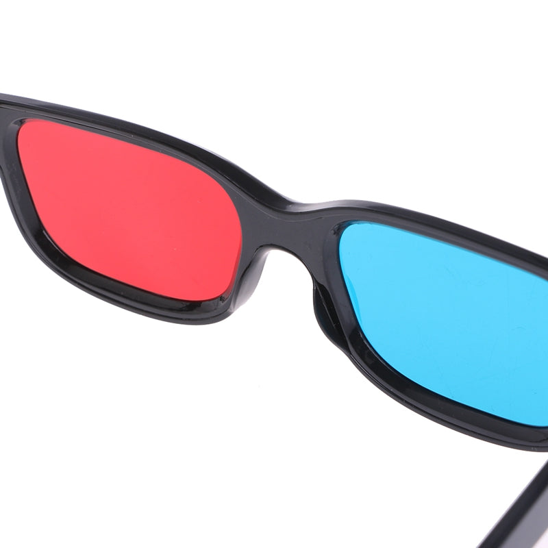 6f2d2a286a75 ... Universal Black Frame 3D Movie Game Sunglasses Womens Mens Novelty ...