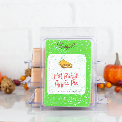 Hot Baked Apple Pie Wax Melts