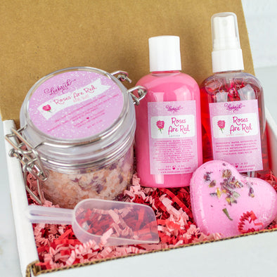 Valentines Spa Box Set