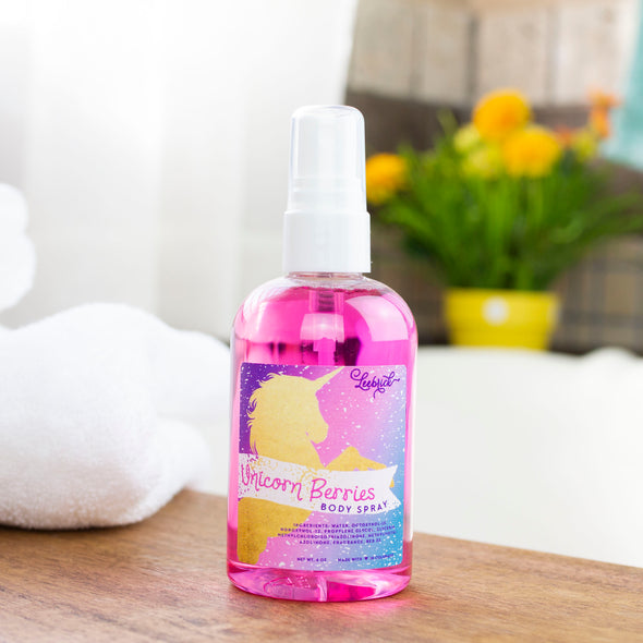 Unicorn Berries Body Spray