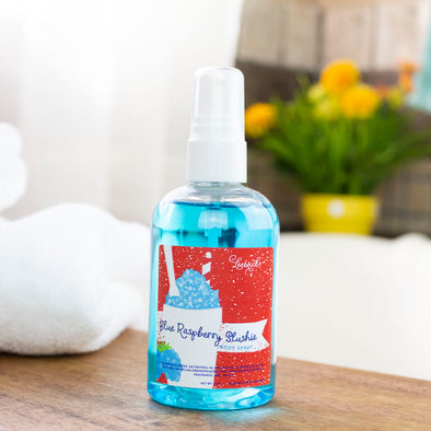 Blue Raspberry Slushie Body Spray