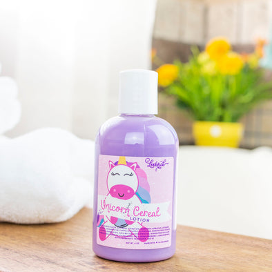 Unicorn Cereal Lotion