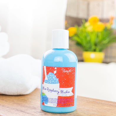 Blue Raspberry Slushie Lotion