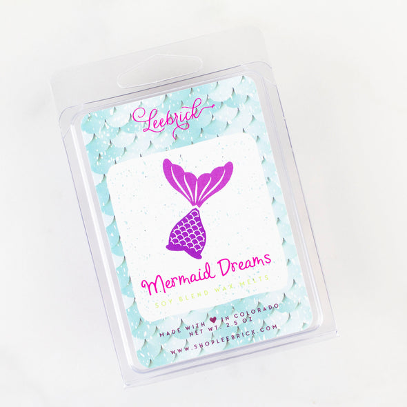 Mermaid Dreams Wax Melts