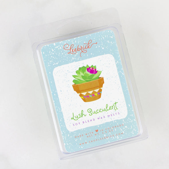 Lush Succulent Wax Melts