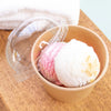 Palisade Peach Bubble Scoop Truffle