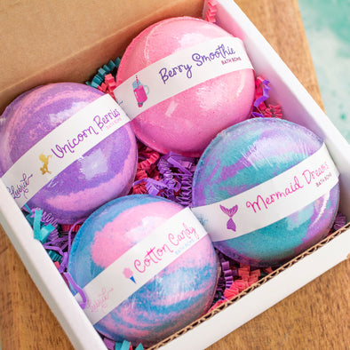 Customer Favorites Bath Bomb Set