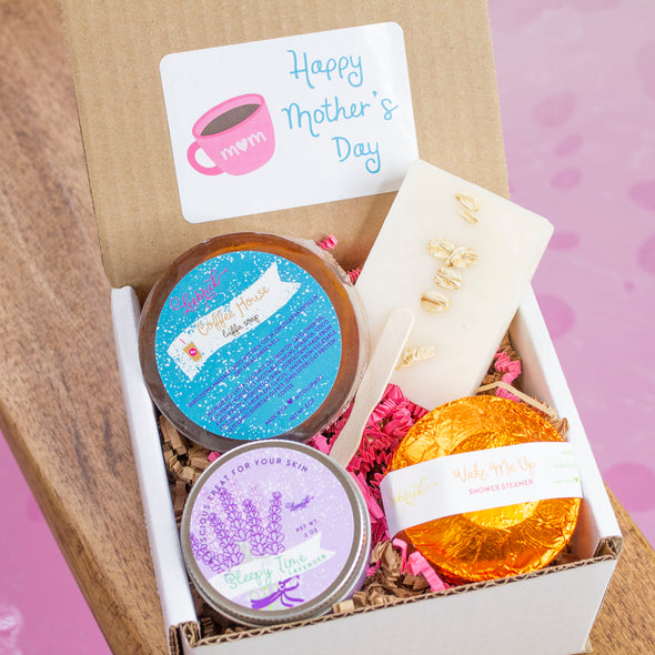Happy Mother's Day Coffee Gift Set