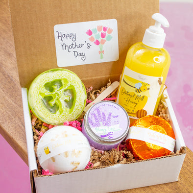 Happy Mother's Day Ultimate Gift Set