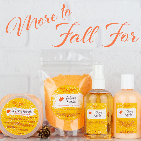 Fall Bath and Body Collection by Leebrick