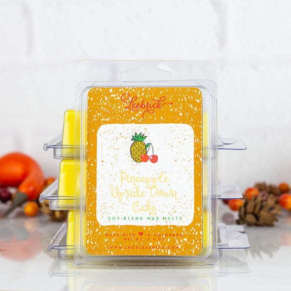 Pineapple Upside Down Cake Wax Melts