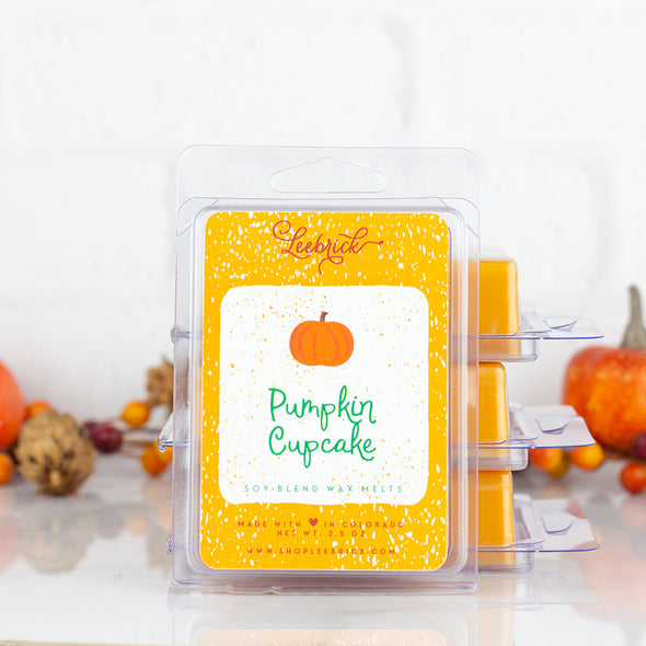 Pumpkin Cupcake Wax Melts