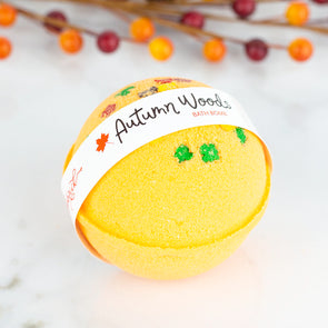 Autumn Woods Bath Bomb