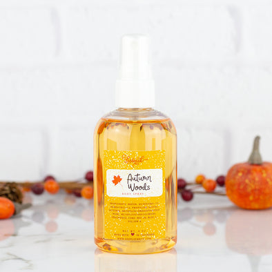 Autumn Woods Body Spray by Leebrick