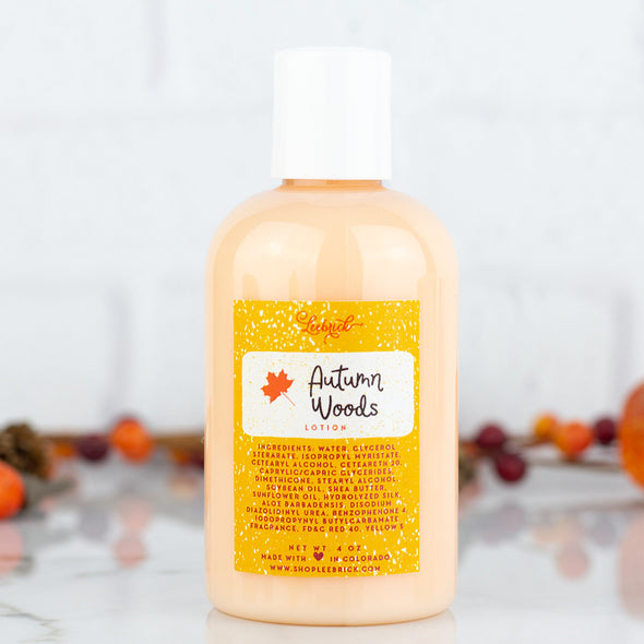Autumn Woods Body Lotion by Leebrick