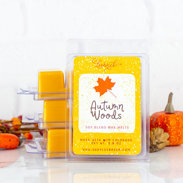 Autumn Woods Wax Melts by Leebrick
