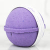 Purple Blooming Lilac bath bomb by Leebrick