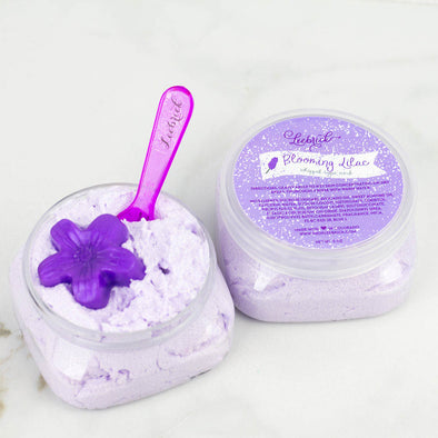 Blooming Lilac Scented Sugar Scrub