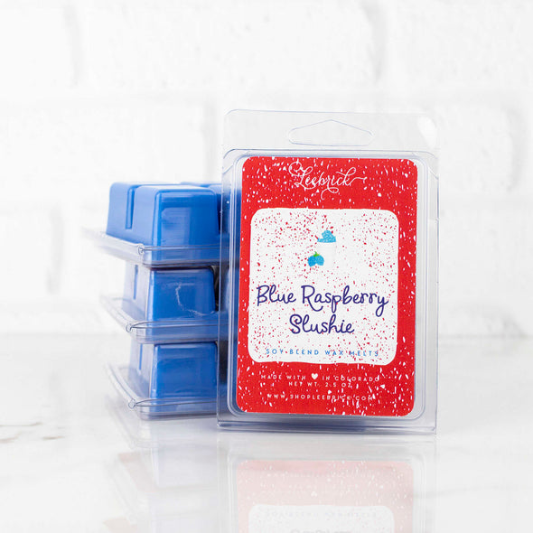 Blue Raspberry Slushie Wax Melts