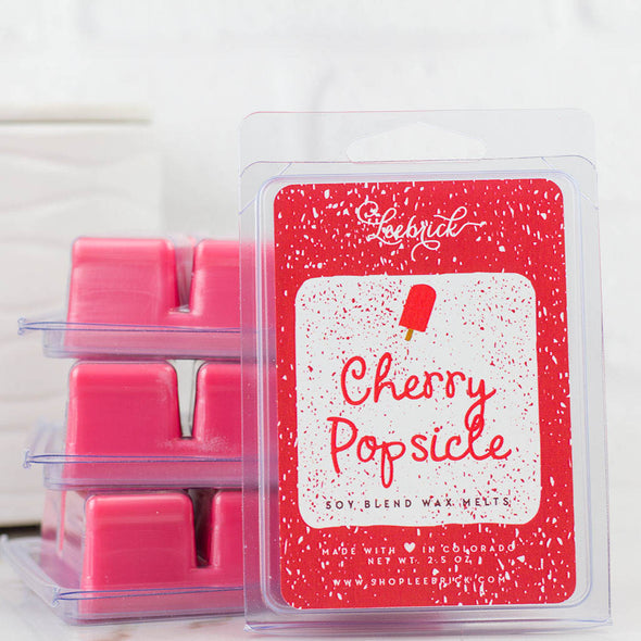 Cherry Popsicle Soy Wax Melts