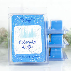 Colorado Winter Wax Melts
