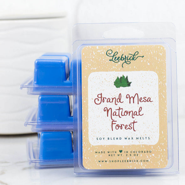 Grand Mesa National Forest Wax Melts