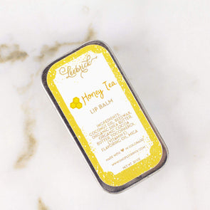 Honey Tea Lip Balm Tin