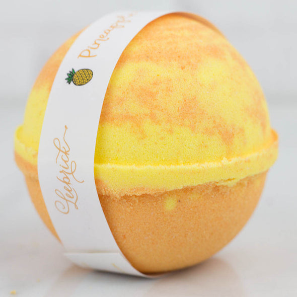 Pineapple Mango Sorbet Bath Bomb