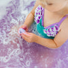 Personalized Mermaid Kisses Bathtub Gift Set