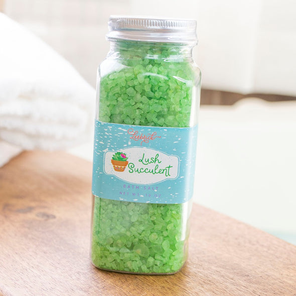Lush succulent bath salts