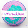 Mermaid Kisses Large Round Bath Bomb
