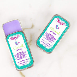 Mermaid Lip Balm
