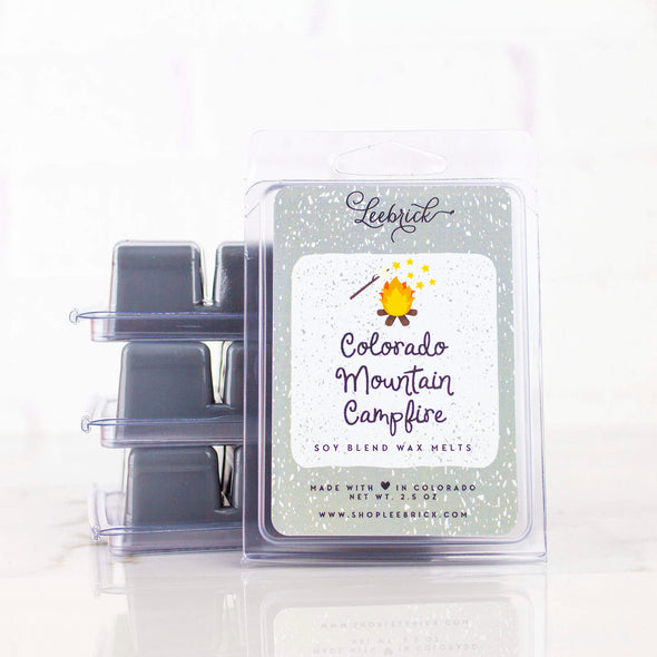 Colorado Mountain Campfire Wax Melts