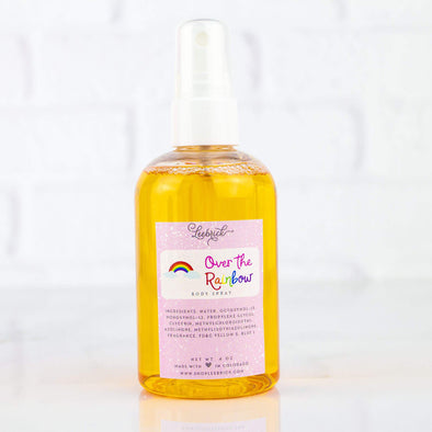 Over the Rainbow Body Spray