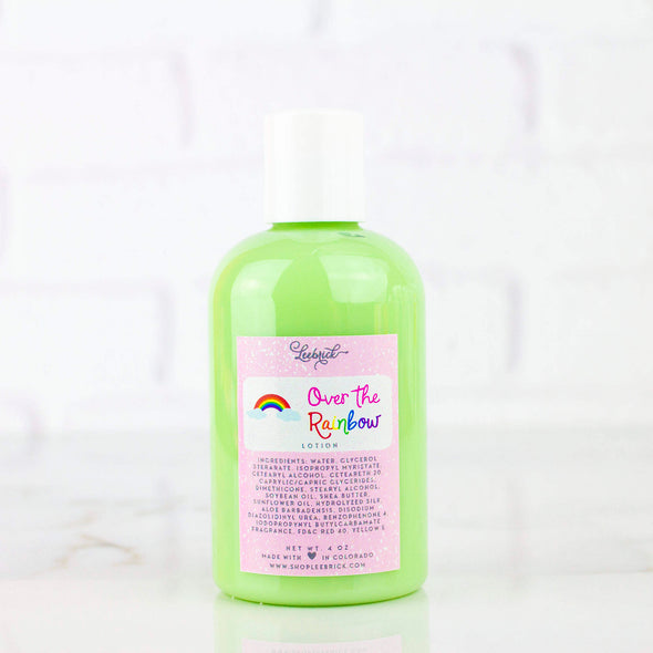 Over the Rainbow Body Lotion