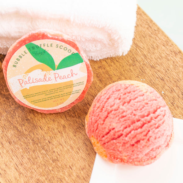 Bubble Scoop Truffles Ice Cream Cup - Your Choice of 3 Scoops