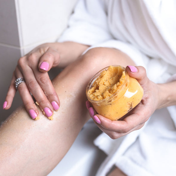 Palisade Peach Body Scrub