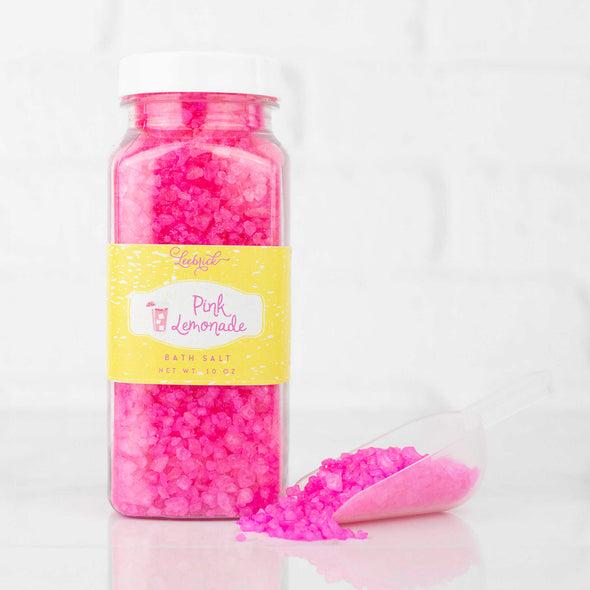 Pink Lemonade Bath Salts