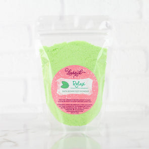 Relax Bath Bomb Fizzy Powder