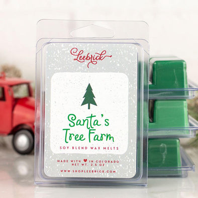 Santa's Tree Farm Wax Melts