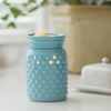 Turquoise Mid Sized Wax Melter + 6 wax melts - Limited Edition