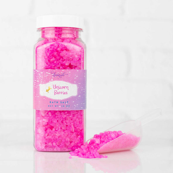 Unicorn Berries Bath Salts