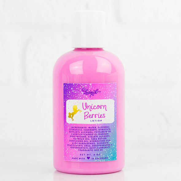 Unicorn Berries Lotion