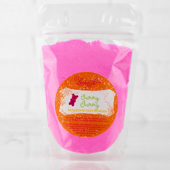 Yummy Gummy Bath Fizzy Powder