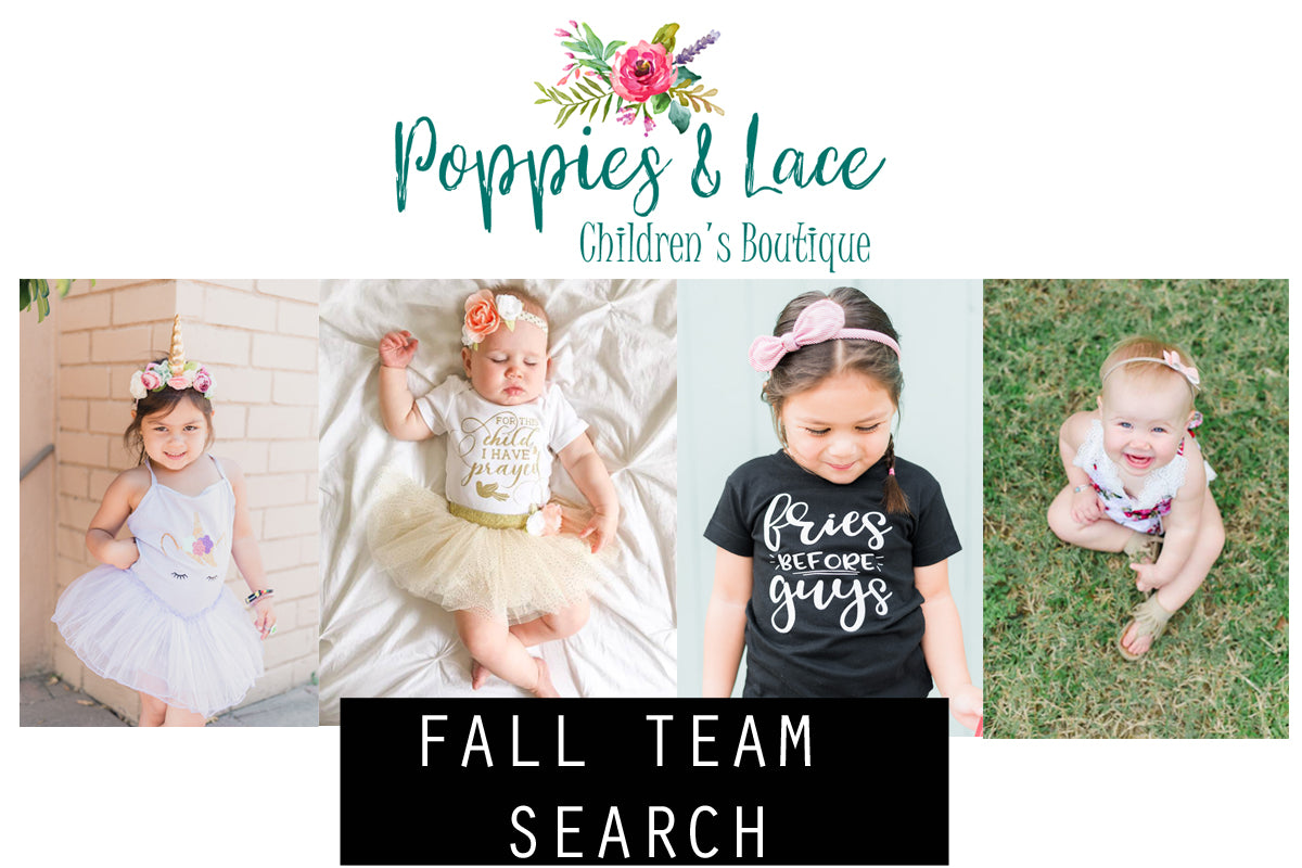 Fall Team Search, Golden Babes Giveaway, and New Arrivals