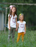 Big sister floral wreath ruffle shirt, big sister announcement shirt, Big Sister Little Sister Shirt Set