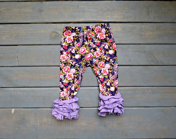 baby-girl-ruffle-purple-floral-leggings