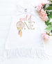 Baby Girl Wild One Dreamcatcher Fringe Dress, Boho First Birthday