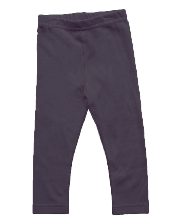 Toddler Girls' Charcoal Leggings