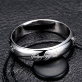 My Precious Lord of  the rings 100% Tungsten ring *** FREE SHIPPING *** - Delivered Value